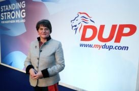 Who Will Succeed Edwin Poots As Dup Leader?