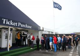 The British Open To Welcome 32,000 Fans A Day Next Month