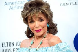 Joan Collins: Jackie Did 'Right Thing' By Hiding Initial Cancer Diagnosis