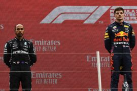 This One's On Us – Mercedes Team Sorry After Max Verstappen Beats Lewis Hamilton