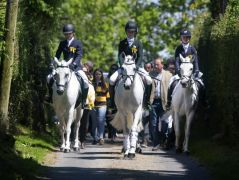 Funeral Held For Teenager Killed In Equestrian Accident