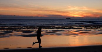 Listening To Music Can Make Up For Mental Fatigue While Running, Study Finds