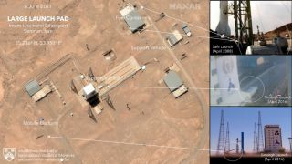 Iran In Failed Rocket Launch, Say Experts