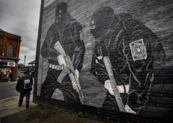 Potential For Paramilitary Violence If Brexit Protocol Not Changed, Poots Warns