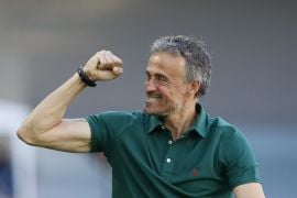Euro 2020: Luis Enrique Relieved After Spain Hit Five Past Slovakia To The Reach Last-16