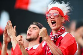 In And Out: Danish Football Fans Take Quick Amsterdam Trip To Skip Quarantine