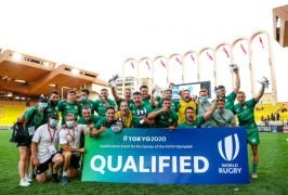 Ireland Men's Sevens Draw Usa, South Africa And Kenya In Olympics