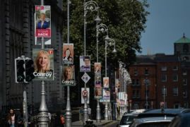 Fine Gael Hold Lead Over Labour In Dublin Bay South Byelection - Opinion Poll