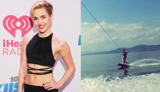 As Miley Cyrus Goes Wakeboarding, These Are The Health Benefits Of The Watersport