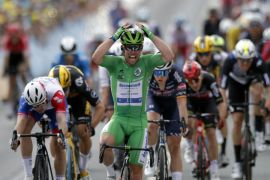 Tour De France: Mark Cavendish Wins In Chateauroux To Claim 32Nd Stage Victory