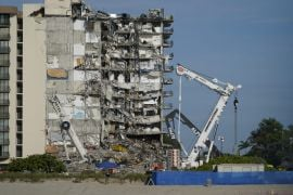 Seven-Year-Old Daughter Of Miami Firefighter Among Building Collapse Victims