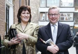Uk Government Minister Michael Gove And Wife Sarah Vine To Split