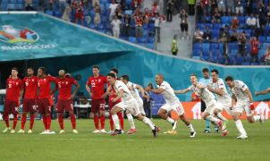 Euro 2020: Spain Into Semi-Finals With Penalty Shootout Win Over Switzerland