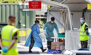 Covid: Over 900 New Cases Confirmed On Island Of Ireland