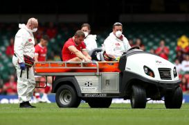 Wales Lose Leigh Halfpenny To Injury In 10-Try Thrashing Of Canada