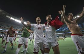 Denmark 'Thinking Of Christian Eriksen Every Day' As Euro 2020 Run Continues