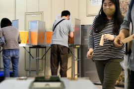 Tokyo Voters Elect Assembly Amid Pandemic Fears Over Olympics