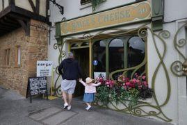 Filming In The 'Disney Village' Of Enniskerry Is To Resume This Week