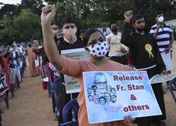 Jailed Priest Who Campaigned For Tribal Rights Dies In Indian Hospital