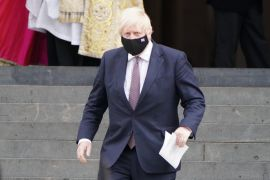 Boris Johnson Outlines End To All Coronavirus Restrictions In England