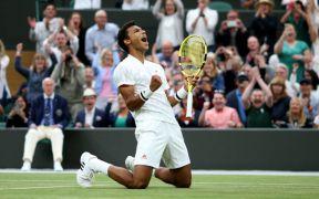 Wimbledon: Felix Auger-Aliassime Wins Five-Set Battle With Alexander Zverev