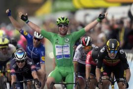Mark Cavendish Moves To Within One Win Of Eddy Merckx's Tour De France Record