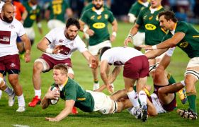 Positive Covid-19 Tests Forces Cancellation Of South Africa's Clash With Georgia