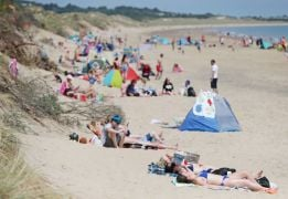 Traffic Chaos At Wicklow Beach Prompts Gardaí To Make Temporary Car Park