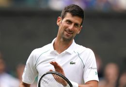 Novak Djokovic Eases Past Marton Fucsovics To Reach 10Th Wimbledon Semi-Final