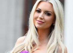 Rosanna Davison Hopes New Book Will Help Others Facing Infertility And Pregnancy Loss