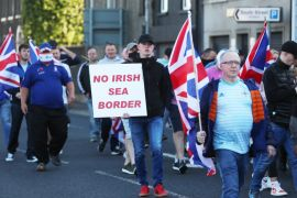 Johnson Attacks Eu Over Implementation Of Northern Ireland Protocol