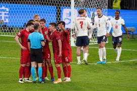Kasper Hjulmand Upset With Penalty Decision As Denmark's Euro 2020 Dream Ends