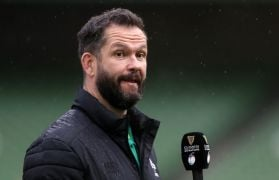 Ireland Head Coach Andy Farrell Names Four Uncapped Ulster Players To Face Usa