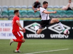 Europa Conference League: Dundalk In Control While Rovers Face Defeat
