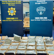 Two Arrested As Over €2M Worth Of Cannabis Seized In Dublin And Wexford