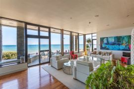 Pool At Eye Level With The Ocean Is This Irish Coastal Home's Claim To Fame