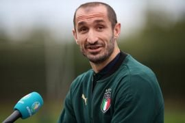 Giorgio Chiellini: England's Bench Could Have Made It To The Final