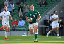 Ronan Kelleher Coming On A Treat As A Top-Class Hooker, Says Andy Farrell