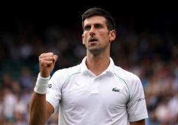 Wimbledon Day 14: History Beckons For Novak Djokovic