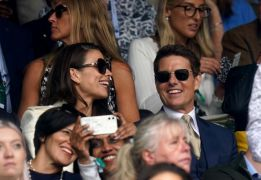 The Famous Faces Spotted At Wimbledon 2021