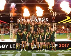 Rugby League World Cup To Go Ahead As Planned