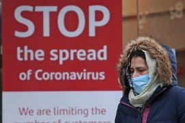Scotland To Move To Lowest Level Of Covid Restrictions On Monday