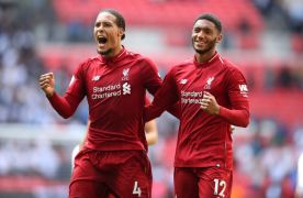 Liverpool Defensive Duo 'Look Really Good' As They Build Towards Comebacks