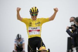 Tadej Pogacar Further Strengthens Grip On Yellow Jersey With Stage 17 Victory