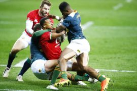 British And Irish Lions Beaten By South Africa 'A' In Bruising Warm-Up Clash