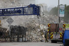 911 Recordings Reveal Panic And Disbelief In Florida Building Collapse