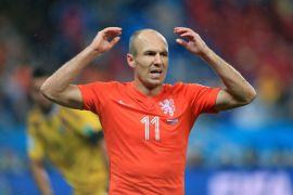 Former Holland Winger Arjen Robben Reluctantly Retires For Second Time