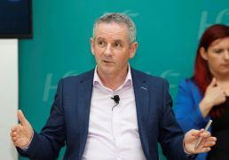 Rising Covid Cases A Warning 'Not A Panic Button' - Hse Chief