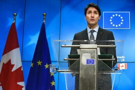 Government Denies Sovereignty Issue In Eu-Canada Trade Deal