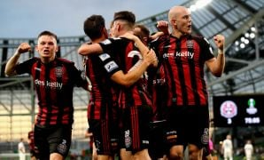 Bohemians Cruise Into Second Qualifying Round After Win Against Stjarnan